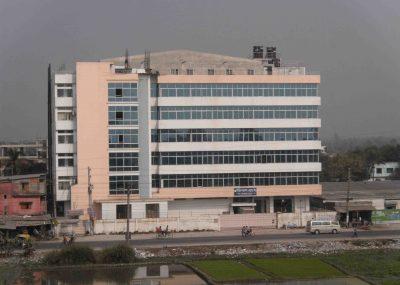 バングラデシュ 工場外観