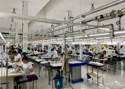 フィリピンKPI工場作業現場