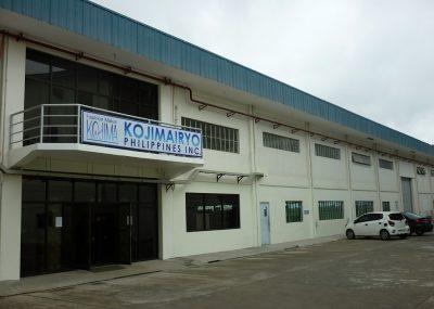 フィリピンKPI工場全景