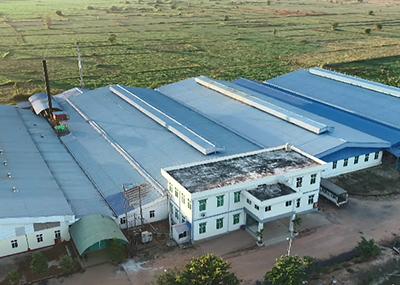 ミャンマー工場(JMKS)外観